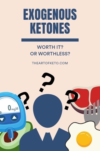 EXOGENOUS KETONES PINTEREST COVER