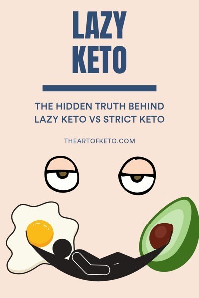 LAZY KETO PINTEREST COVER