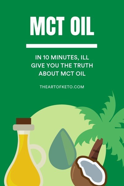 THE TRUTH ABOUT MCT OIL