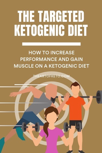 TARGETED KETOGENIC DIET PINTEREST COVER
