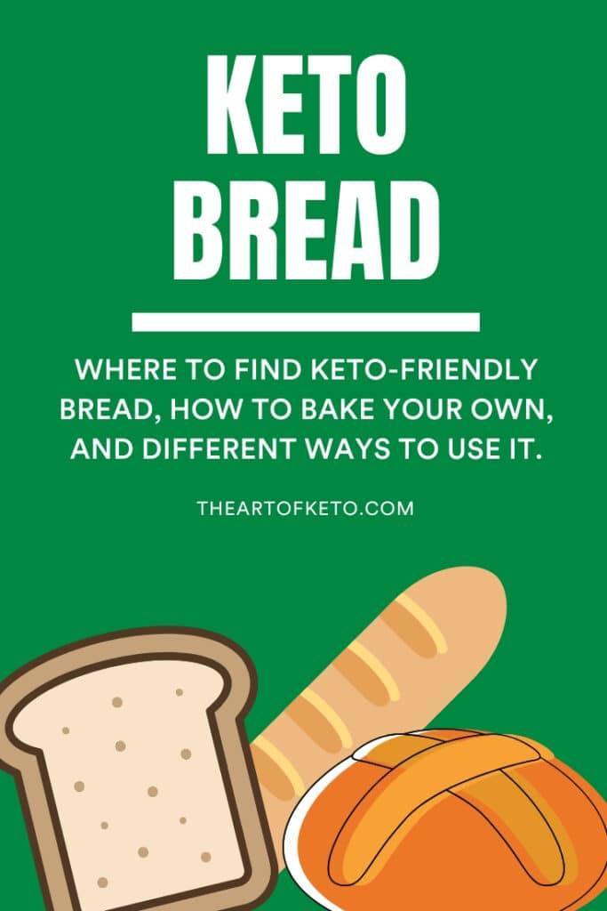 WHERE TO BUY KETO BREAD