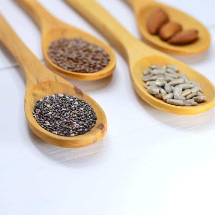 Seeds rich in calcium