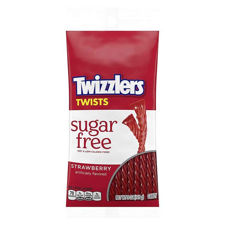 Twizzlers sf keto candy
