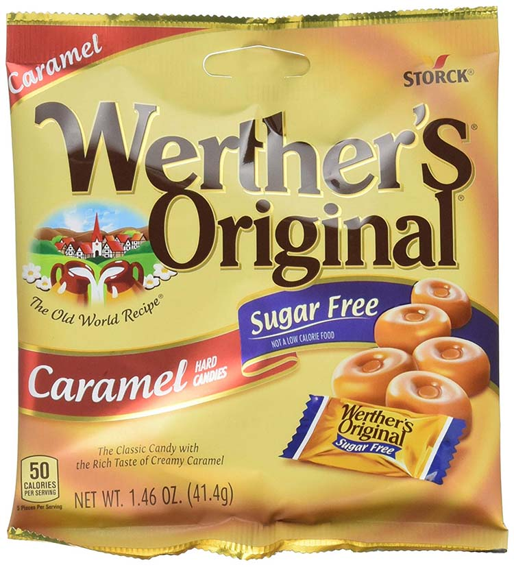 Wethers sf candy