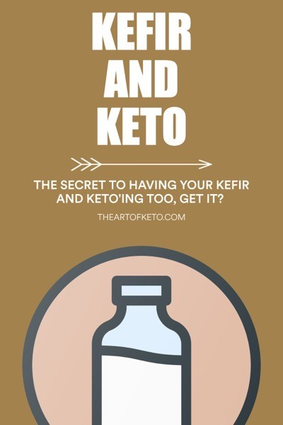 The Secret Behind Kefir And Ketosis