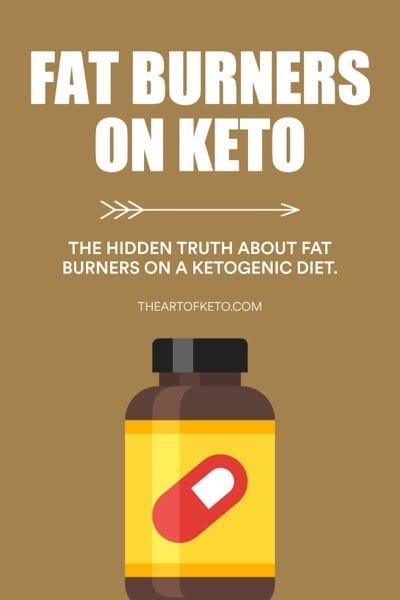 Can i take fat burners on keto pinterest