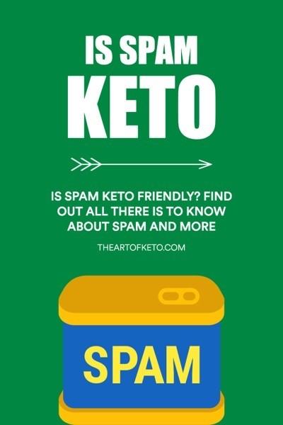 IS SPAM KETO FRIENDLY PINTEREST