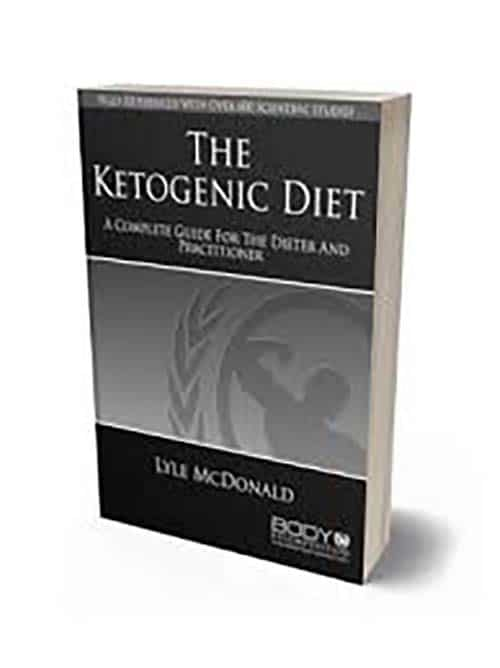 KETO BOOK THE KETOGENIC DIET