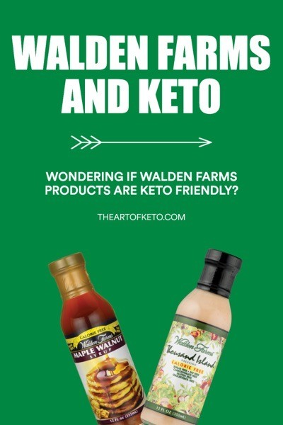 WALDEN FARM AND KETO