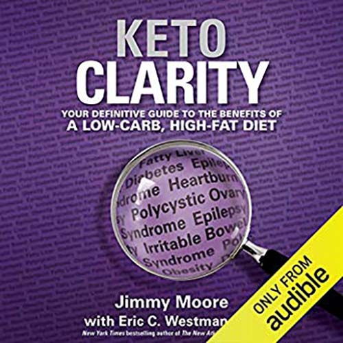 Best keto books on audible keto clarity