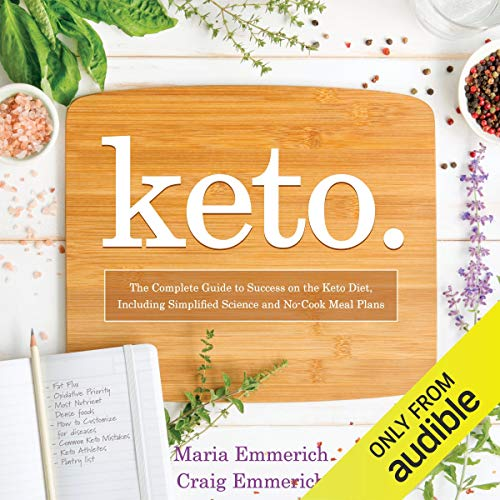 Best keto books on audible keto emmerich