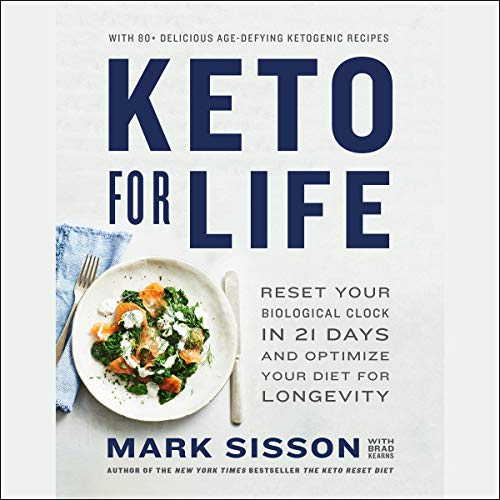 Best keto books on audible keto for life