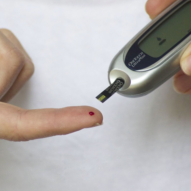 Blood glucose and creatine on keto