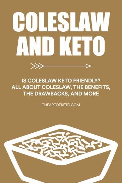 Is coleslaw keto friendly pinterest