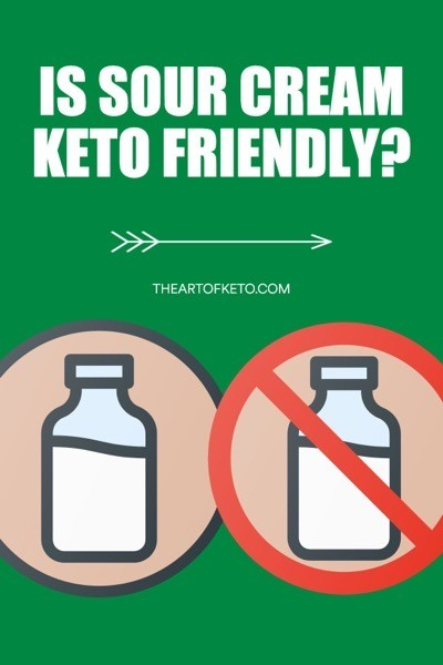 Is sour cream keto friendly pinterest