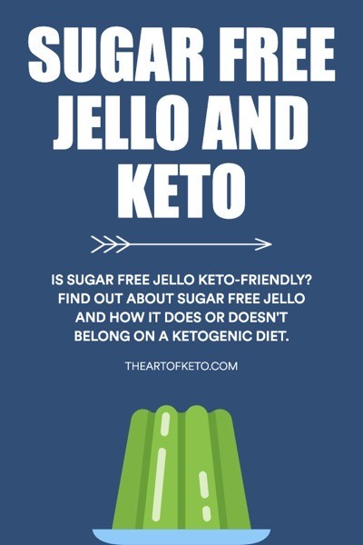 Is sugar free jello keto friendly pinterest