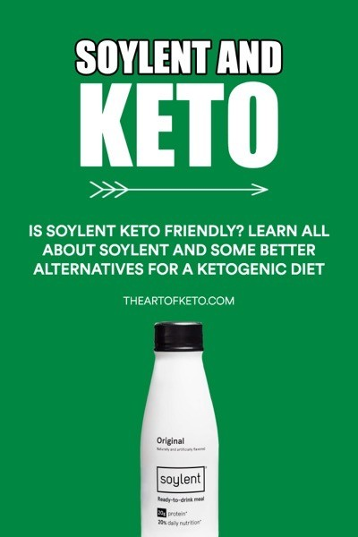 IS SOYLENT KETO FRIENDLY PINTEREST