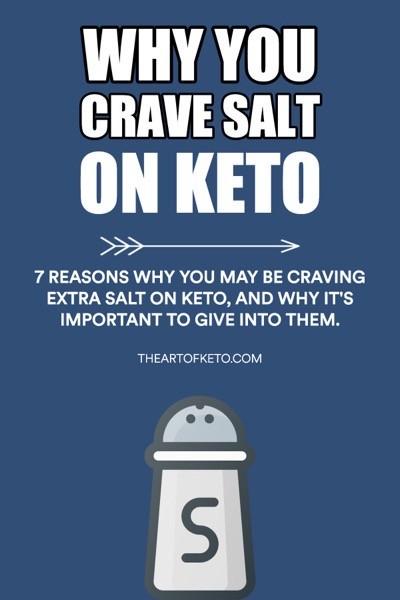 Crave salt on keto pinterest