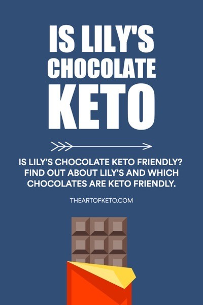 Is lilys chocolate keto friendly pinterest