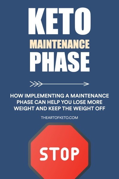 Keto maintenance phase pinterest