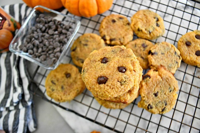 Lilys keto friendly pumpking chocolate chip recipe