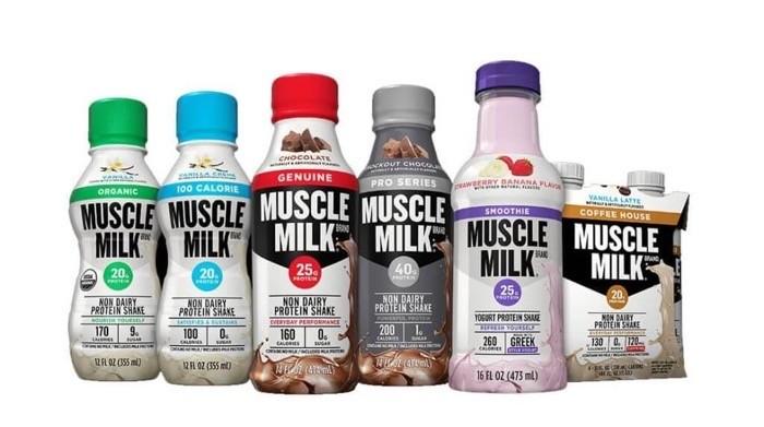 Muscle milk keto friendly