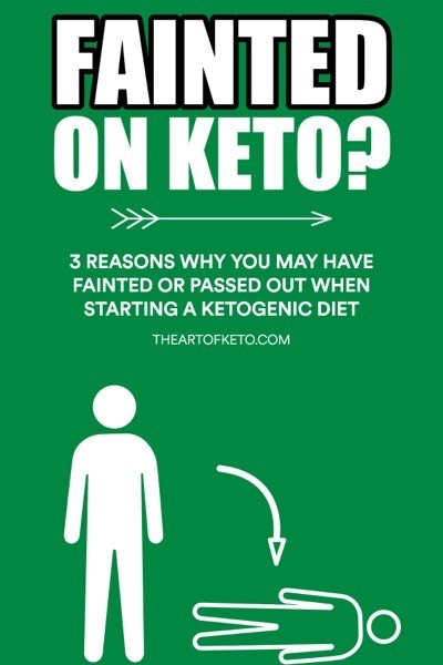 CAN KETO CAUSE YOU TO FAINT OR PASS OUT PINTEREST