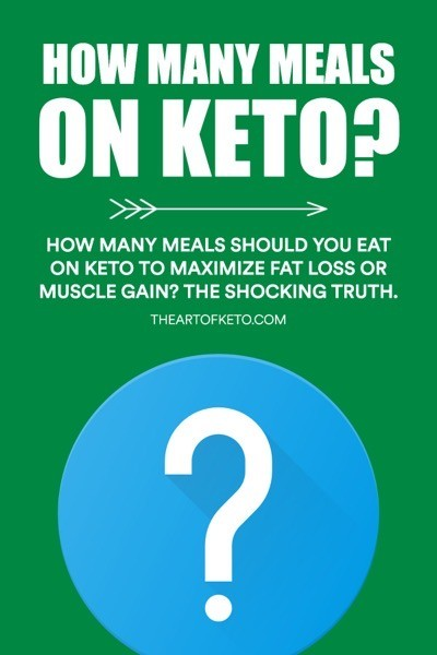 HOW MANY MEALS SHOULD YOU EAT ON KETO PINTEREST
