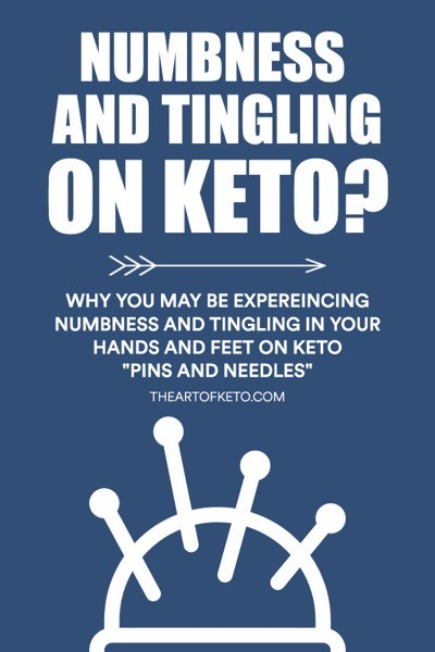 TINGLING HANDS ON KETO PINTEREST