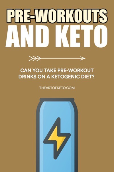 Can i take pre workout on keto