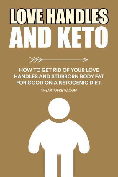 How to get rid of love handles on keto pinterest