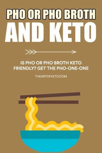 Is pho or pho broth keto friendly