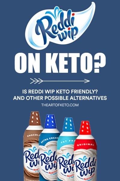 Is reddi wip keto friendly pinterest