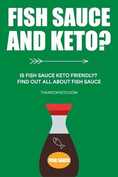 IS FISH SAUCE KETO FRIENDLY PINTEREST