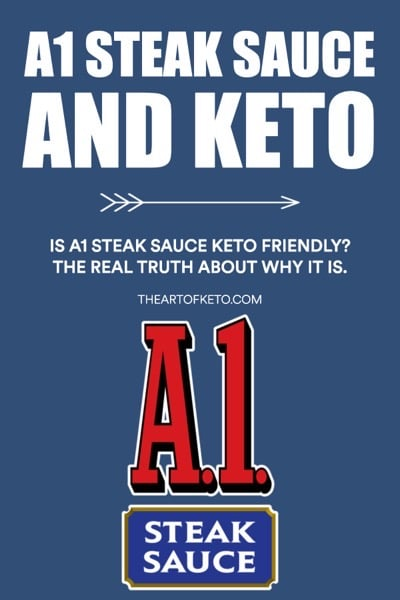 Is a1 steak sauce keto friendly pinterest