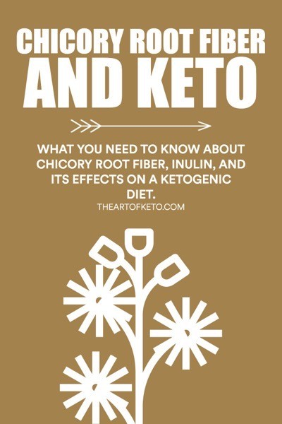 Is chicory root fiber inulin keto friendly pinterest