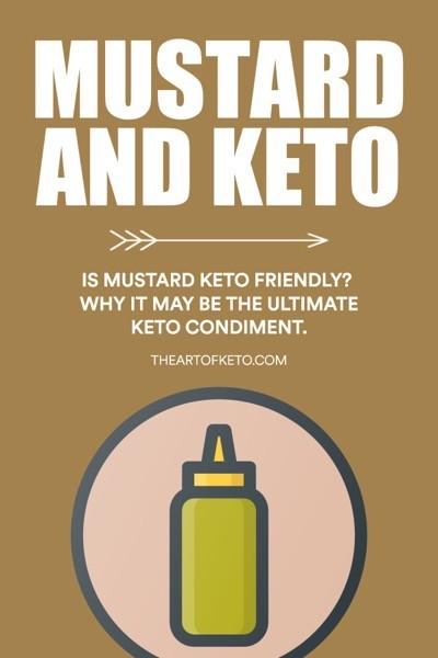 Is mustard keto friendly pinterest