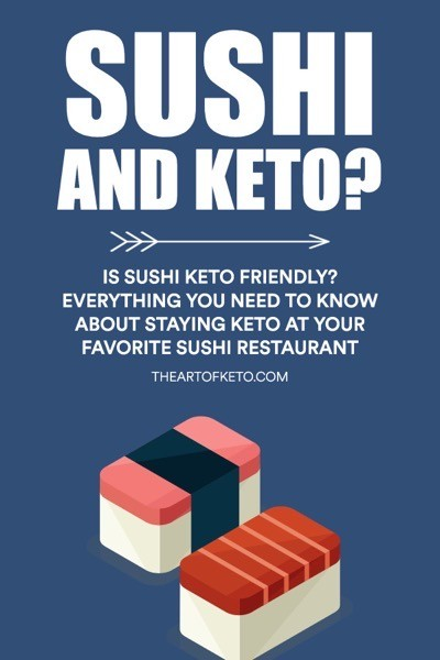 Is sushi keto friendly pinterest