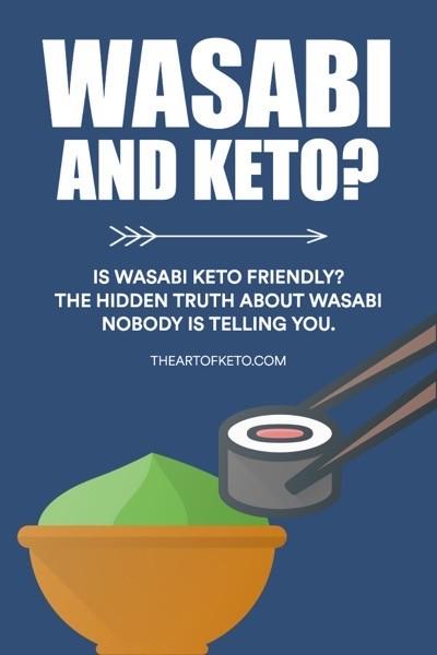 Is wasabi keto friendly pinterest