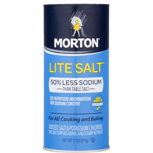 Morton lite salt and keto
