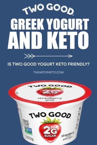 Is two good yogurt keto friendly pinterest
